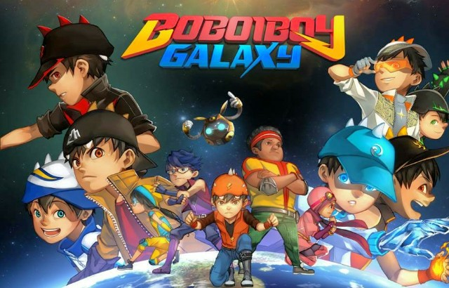 Boboiboy Galaxy Jadi Awal Boboiboy The Movie 2 Voicemagz