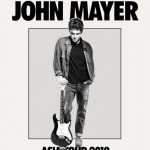 John Mayer World Tour 2019 Jakarta 2- Poster